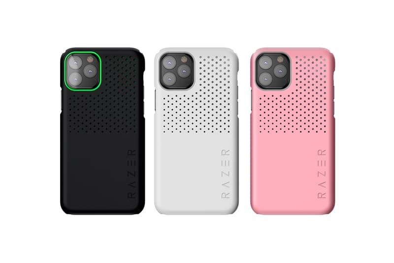 HYPEBEAST 送出 Razer Arctech iPhone 11 Pro 手機殼