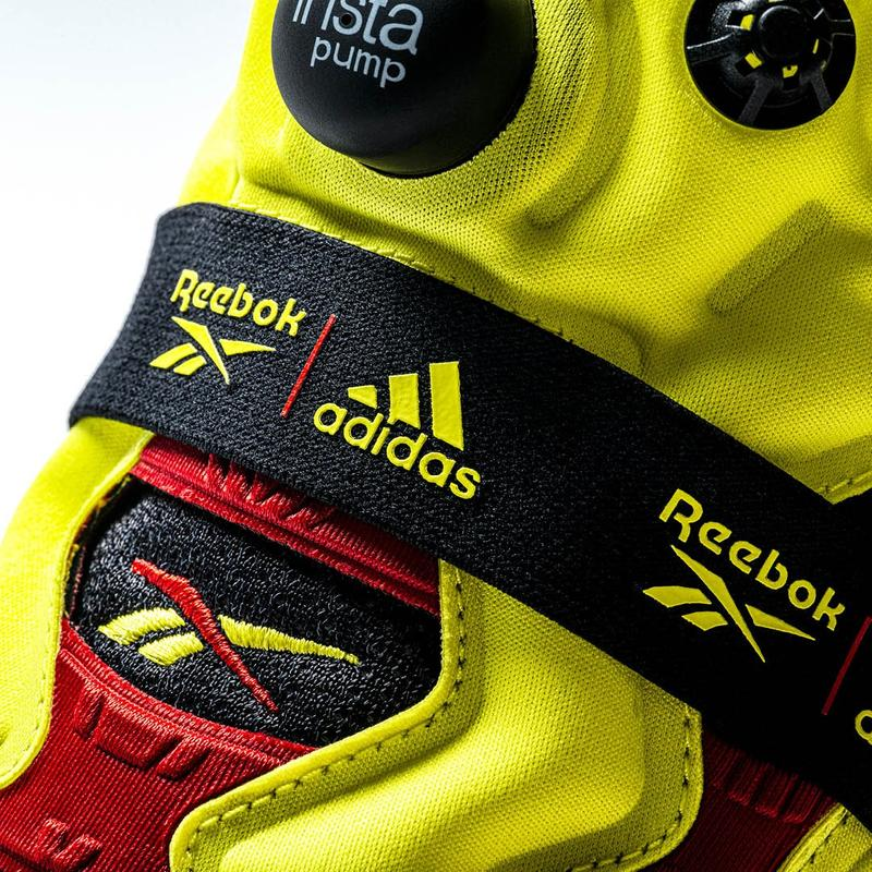 Reebok x adidas 全新 Instapump Fury BOOST™ 推出「OG MEETS OG」配色