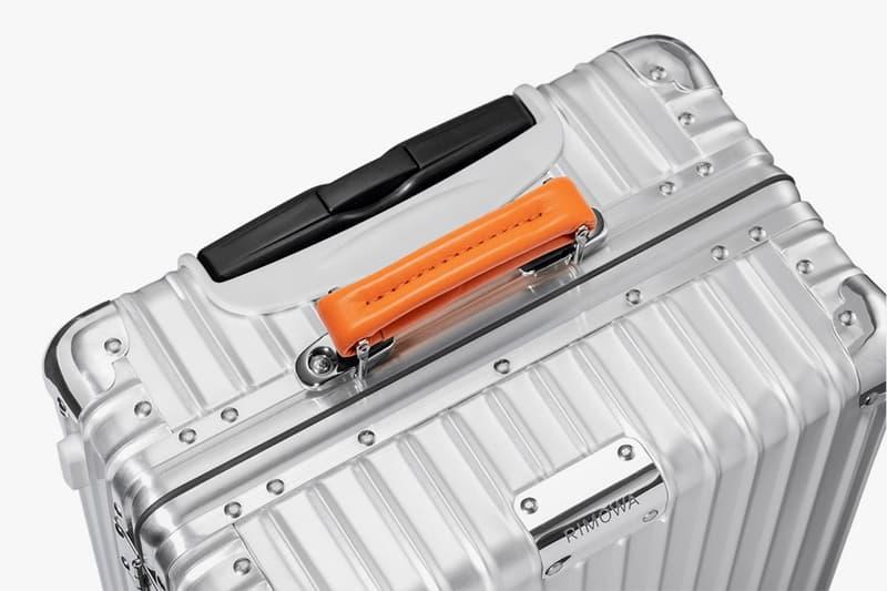 RIMOWA 為 2019 假日系列推出全新別注 iPhone 手機殼及行李箱