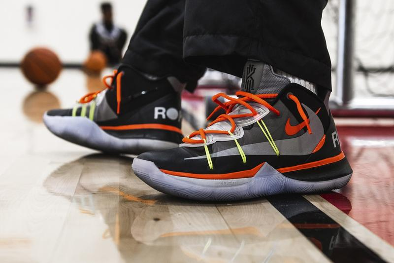 ROKIT x Nike 全新限量聯乘 Kyrie 5「Welcome Home」發佈