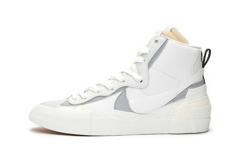 sacai x Nike 秋季聯乘 Blazer 最新配色官方圖輯發佈