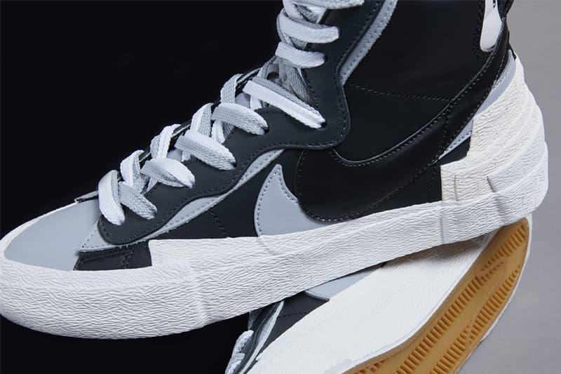 sacai x Nike 秋季聯乘 Blazer 最新配色「網上抽籤情報」整理