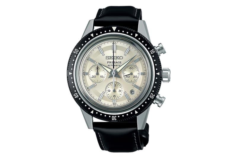 Seiko 推出別注手錶紀念計時系列誕生 55 周年