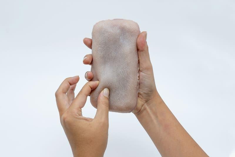 法國團隊設計出具有感知能力的「人體皮膚」Skin-On Interfaces 手機殼