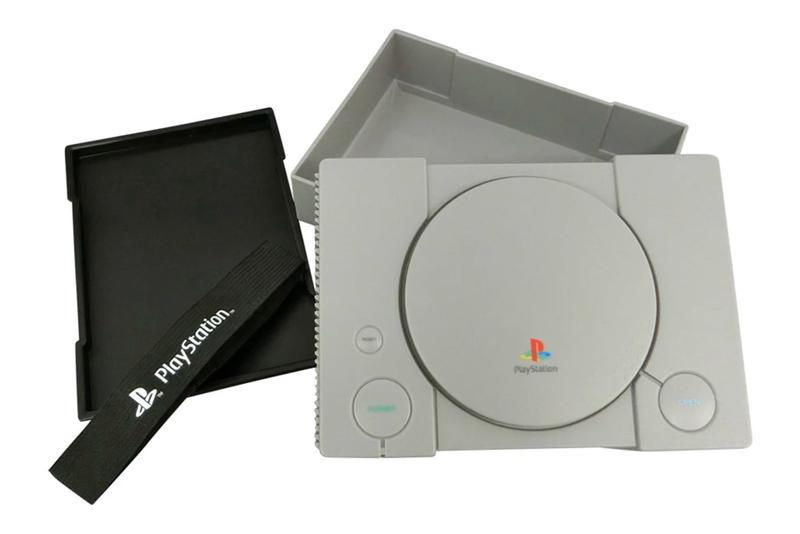 Sony 官方授權之初代 PlayStation 造型便當盒正式推出