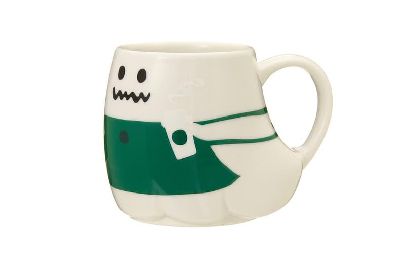 Starbucks Japan 推出全新萬聖節主題別注馬克杯
