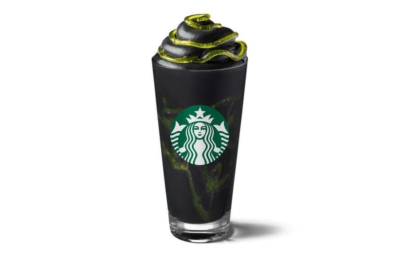 Starbucks 推出 Halloween 限定「Phantom」星冰樂