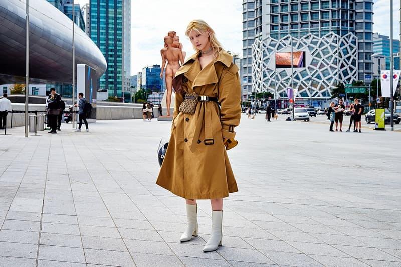 Street Style: 2020 春夏首爾時裝周街拍特輯 Part.2