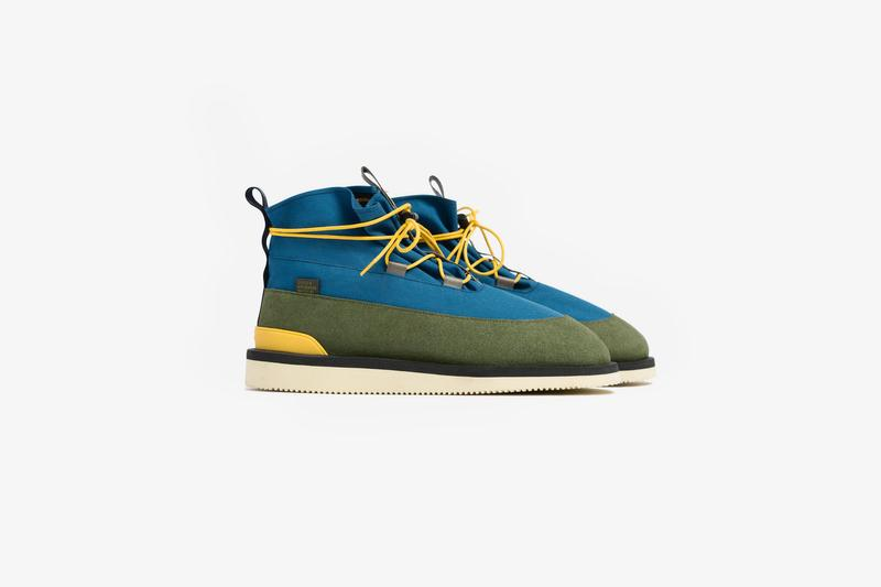 機能至上-Suicoke 聯乘 Aimé Leon Dore 推出 Hobbs Boot 鞋靴