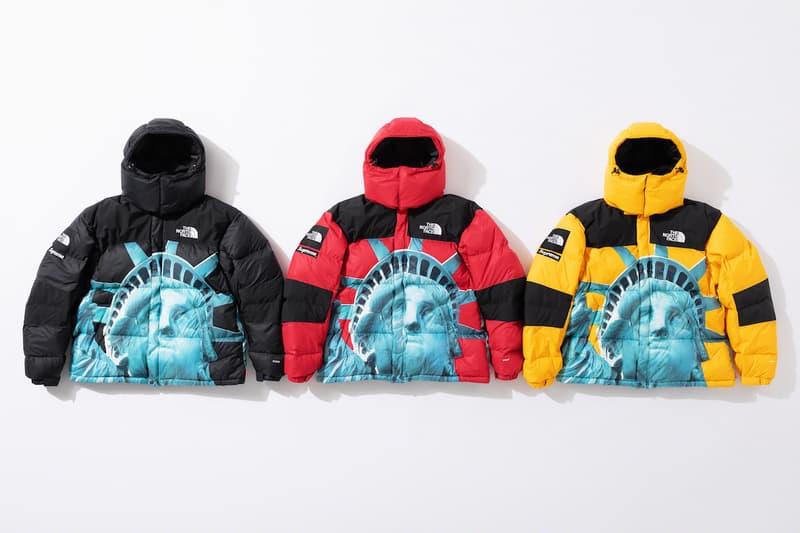 Supreme x The North Face 2019 秋冬聯乘系列正式發佈