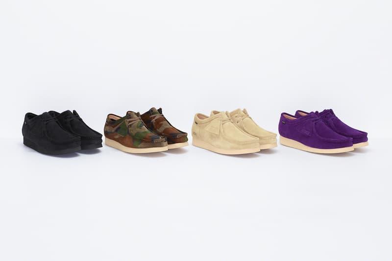 機能經典 - Supreme x Clarks Originals 2019 秋冬系列聯乘鞋款發佈