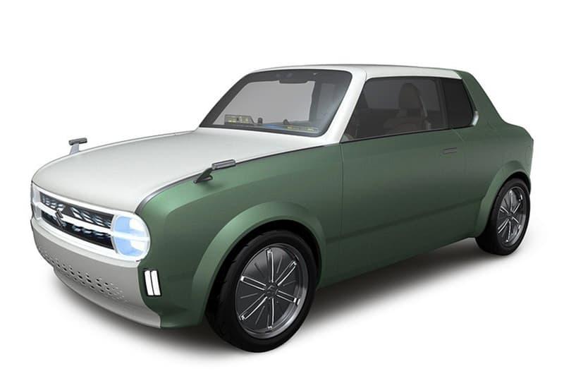 Suzuki 預告全新復古雙門車款 Waku Spo