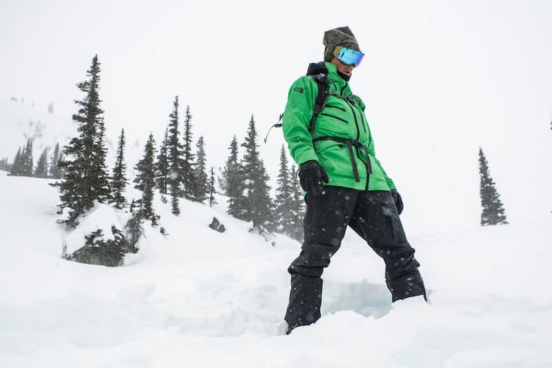 輕裝機能-The North Face 發表首個 FUTURELIGHT™ 服裝系列