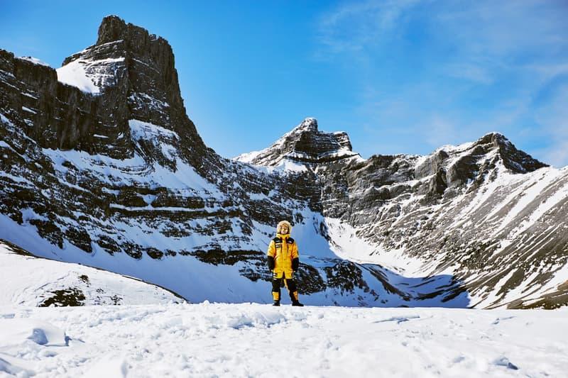 致敬傳奇 − The North Face 推出首個「7 Summit」滑雪登山系列