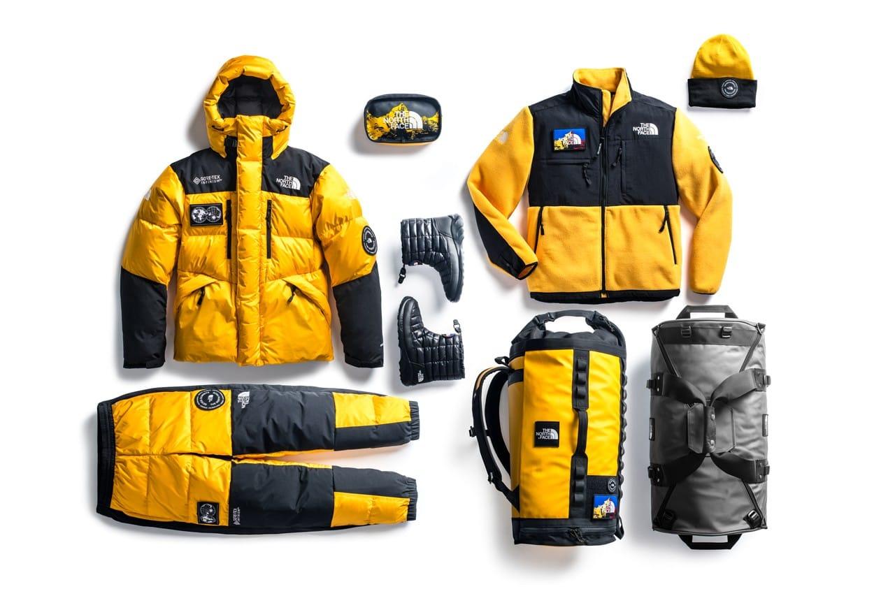 致敬传奇 − The North Face 推出首个「7 Summit」滑雪登山系列