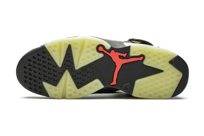 Travis Scott x Air Jordan 6「Cactus Jack」 聯乘鞋款正式販售日期曝光                                                                                                                                                                                        包含成人、兒童、學齡前以及嬰兒等多種尺寸。                                                                                                                                                                                                                          編輯 : Perry Wang