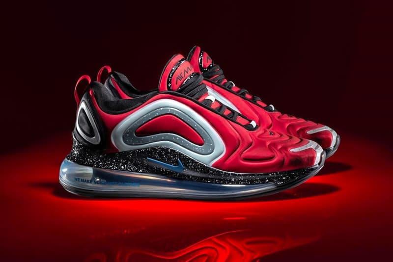 UNDERCOVER x Nike Air Max 720 最新聯乘鞋款發售情報曝光