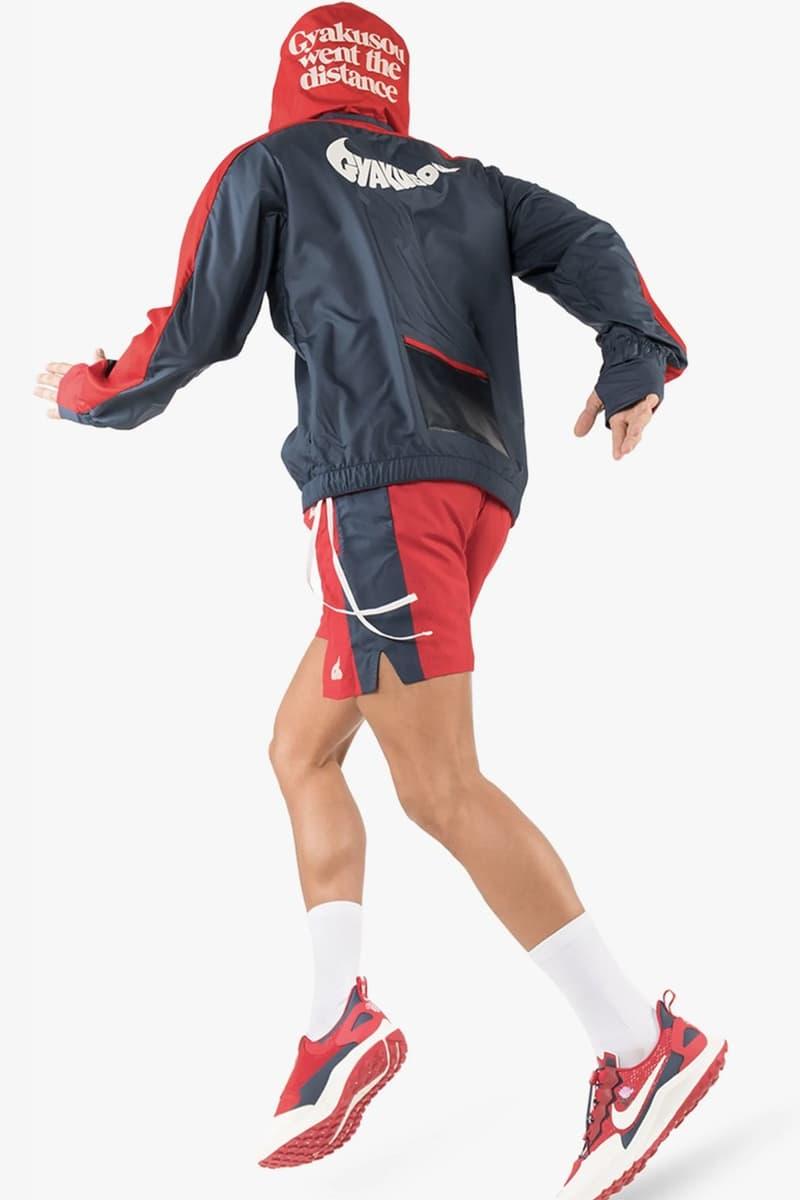 UNDERCOVER x Nike GYAKUSOU 最新聯乘完整單品公開