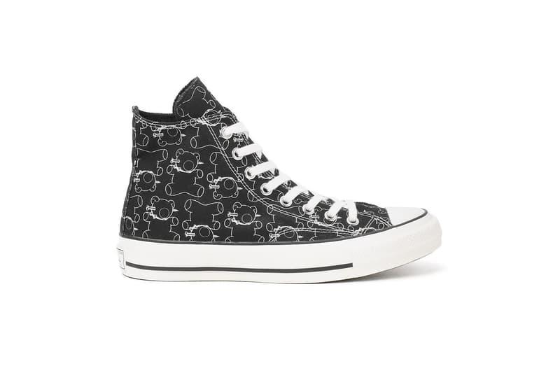 高端傑作-UNDERCOVER x Converse Addict 聯乘鞋款發佈