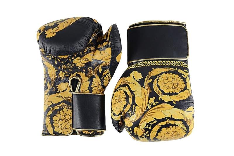 Versace 推出要價 $3,126 美元 Barocco 皮製拳套