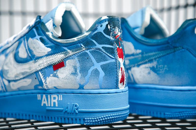 率先近賞 Cassius Hirst 重塑 Virgil Abloh x MCA Chicago x Nike 限量聯乘 Air Force 1