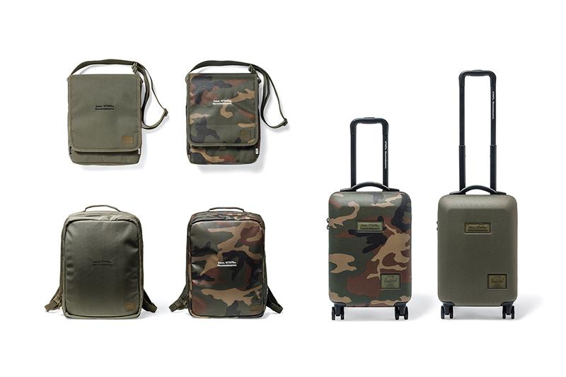 WTAPS Pop-Up 期限店推出與 HUMAN MADE、寅壱和 Herschel Supply Co. 之聯乘系列