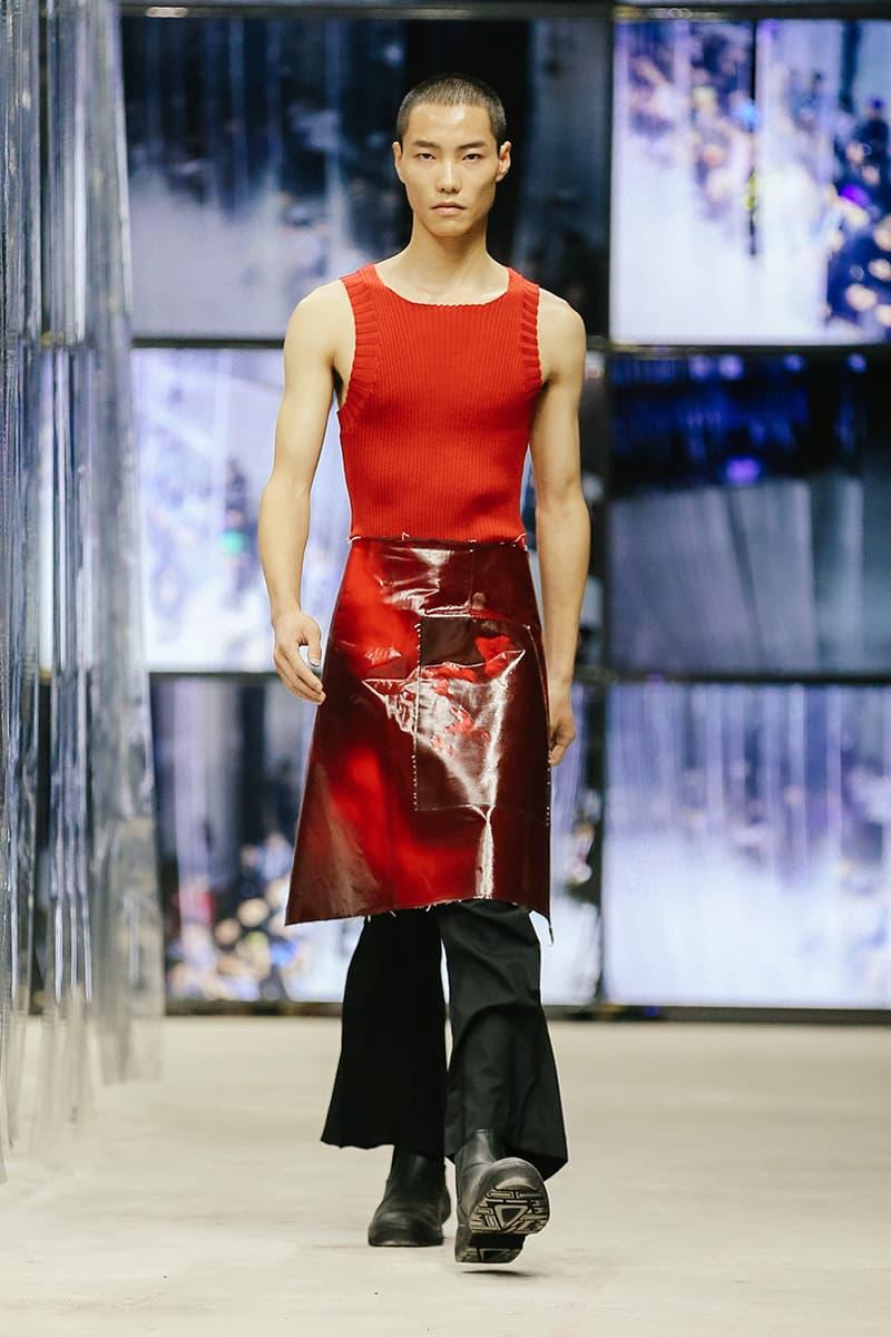XIMONLEE 2020 春夏系列時裝秀