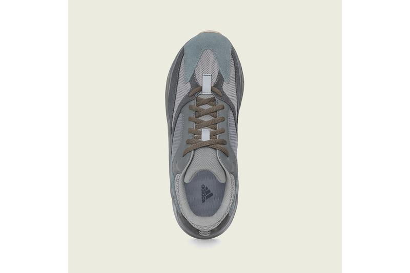 YEEZY BOOST 700 全新配色「Teal Blue」發售日期正式公開