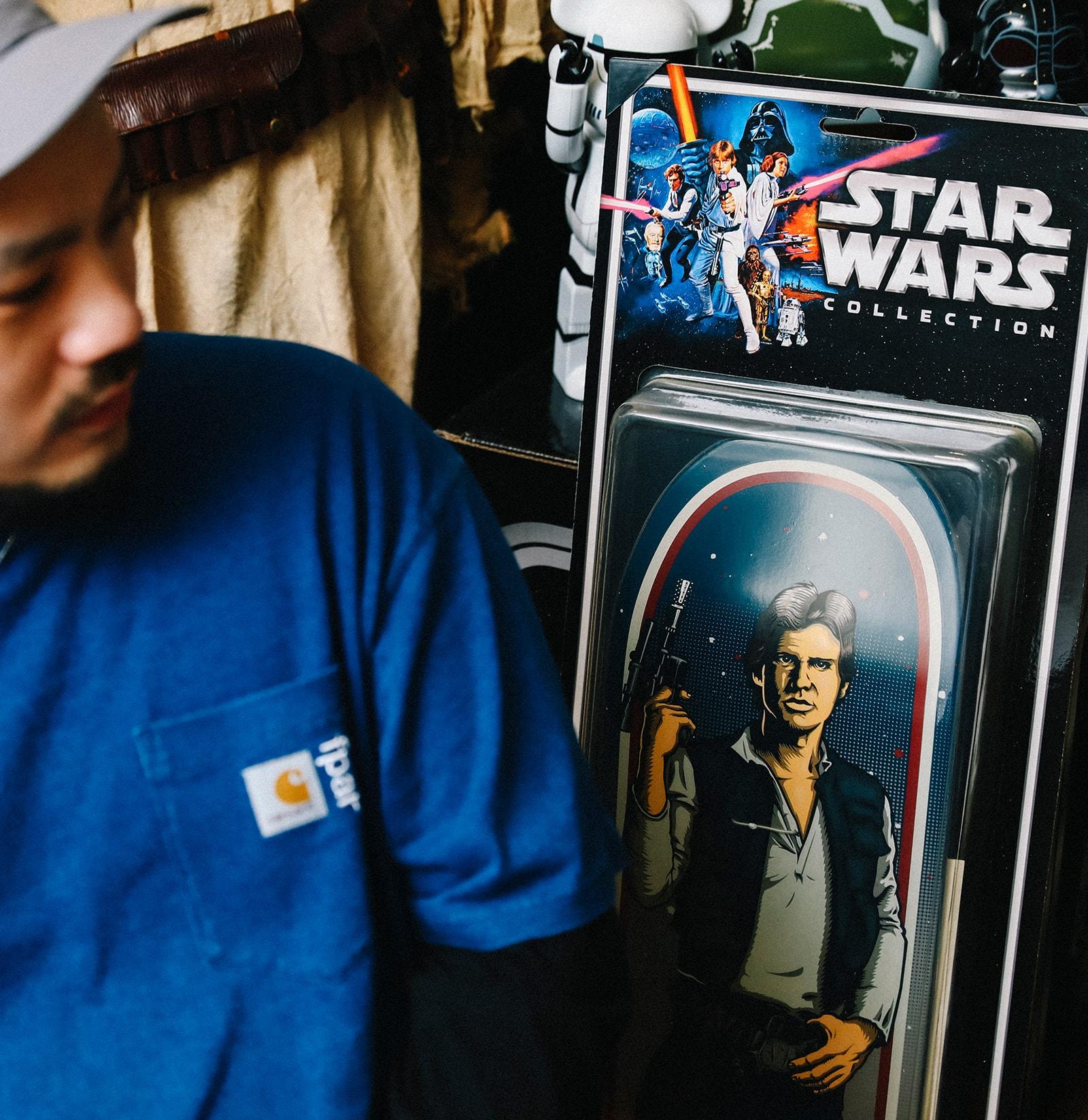 收藏公開!《Star Wars》愛好者談論原力的浪漫|BUYER'S GUIDE