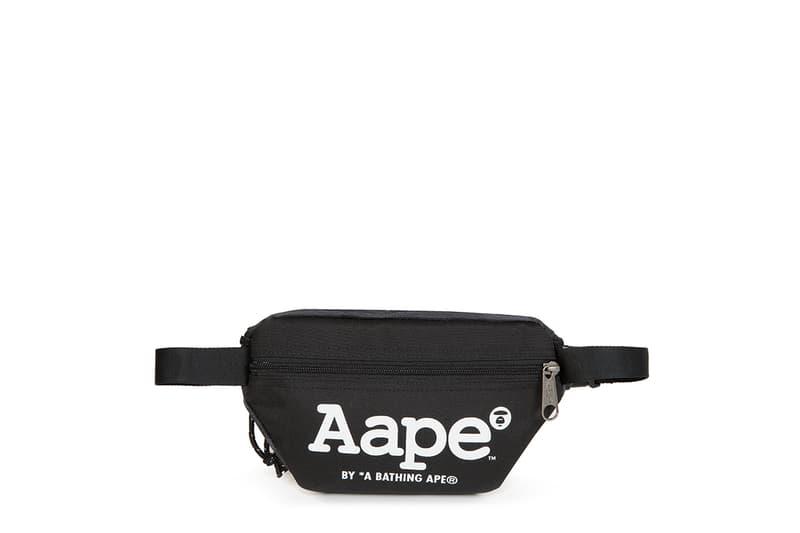 AAPE BY *A BATHING APE® x Eastpak 攜手打造首個聯乘包箱企劃