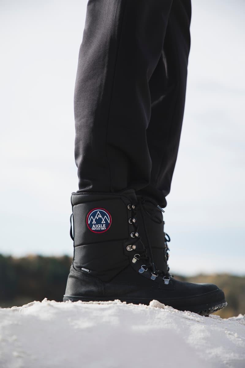 時尚與機能結合!AIGLE 全新 2019「WINTERPROOF」保暖系列
