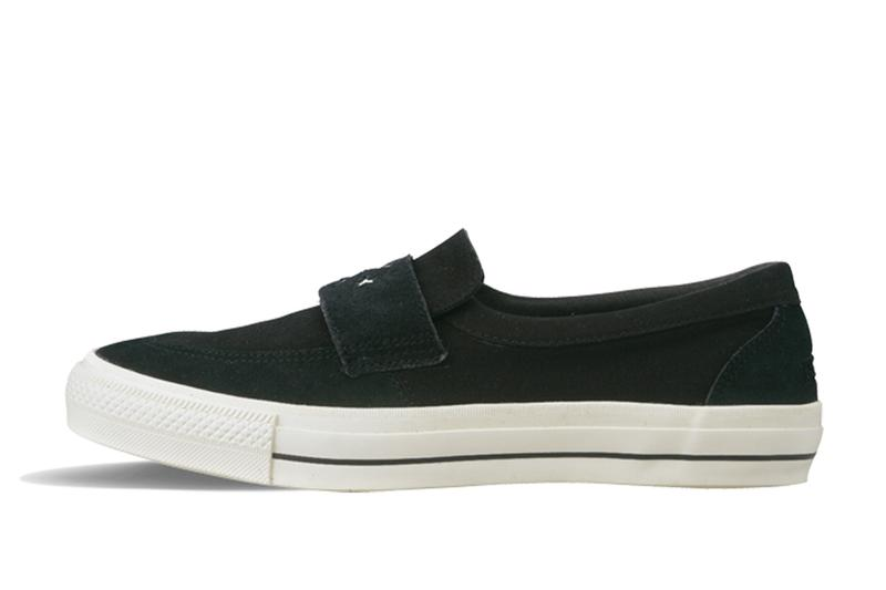 平民版 Addict-Converse Skateboarding 推出全新 Loafer 鞋款