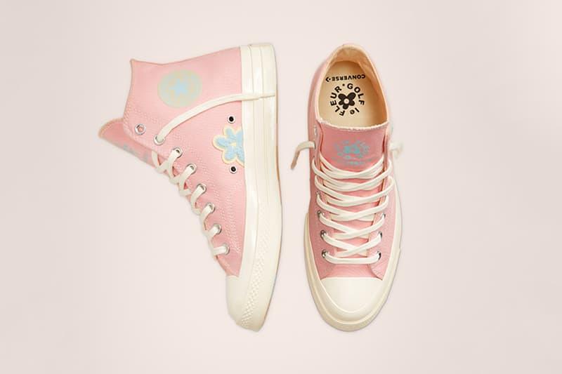 Converse X GOLF le FLEUR* 企劃帶來全新「CHENILLE」鞋款