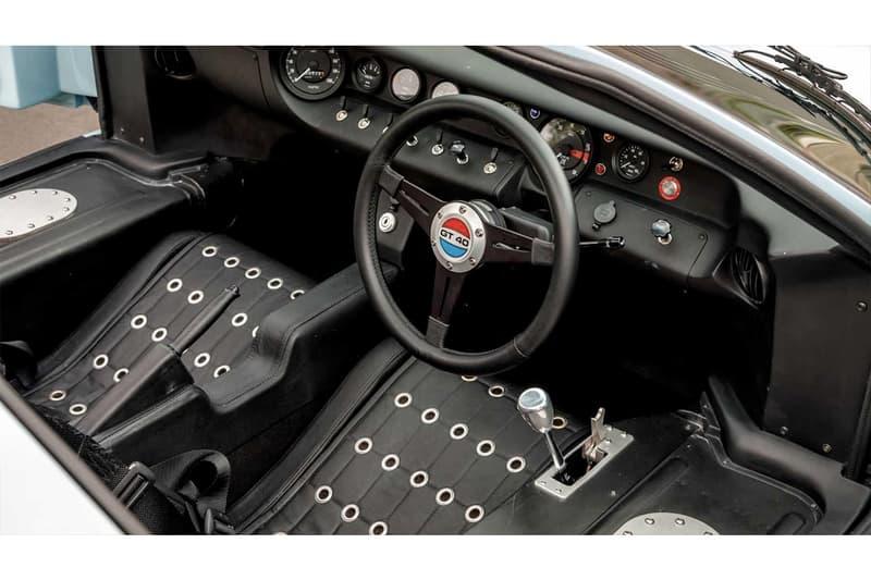 《Ford v Ferrari》內 Ford GT40 複製品將會舉行拍賣