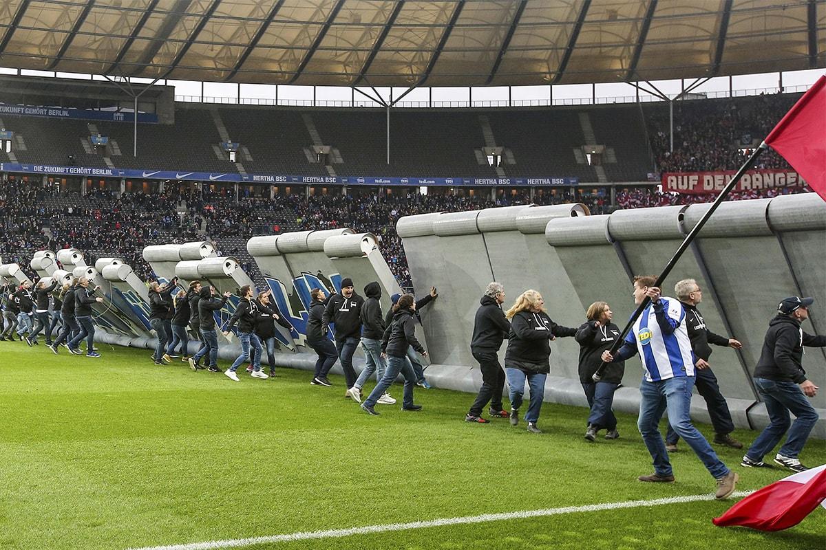 德甲聯賽重塑 30 年前柏林圍牆推倒之見證