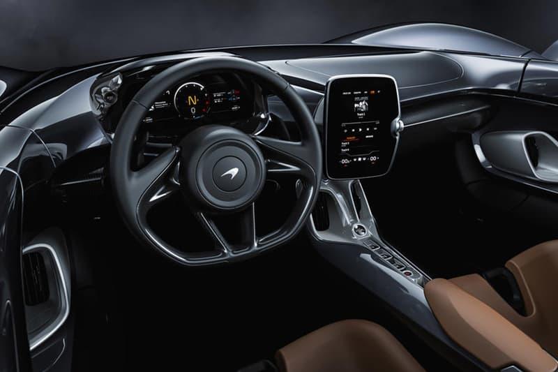 終極系列-McLaren 發佈全新開放式座艙 Hypercar「Elva」
