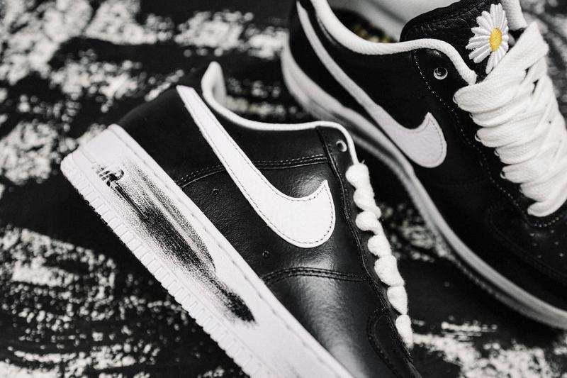 G-Dragon 作品加持!近賞 PEACEMINUSONE x Nike 全新聯乘 Air Force 1「Para-Noise」