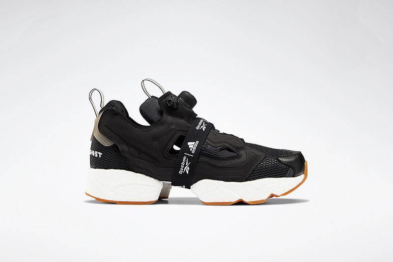 Reebok x adidas Instapump Fury BOOST™「Black & White」壓軸雙色香港上架情報