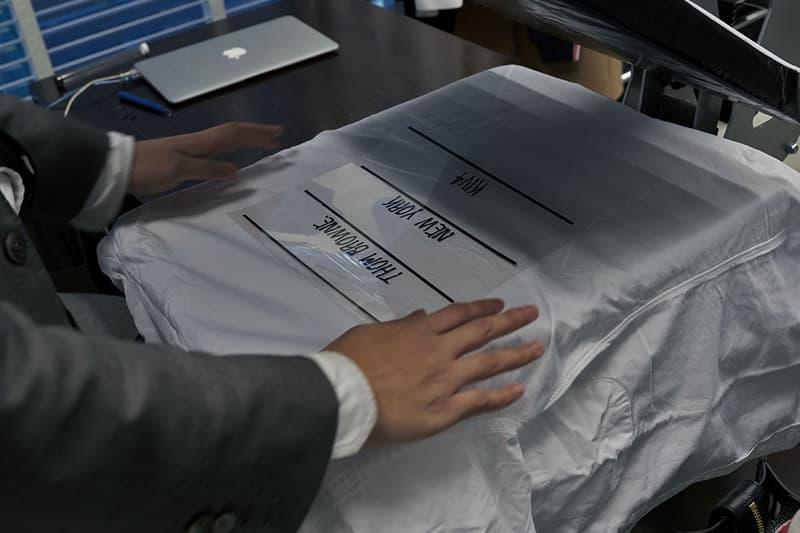 期間限定-Thom Browne 個性化訂製服務再臨香港