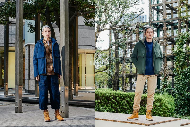 Timberland 2019 秋冬 Compatible Layering System 系列