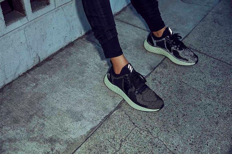 adidas 全新科技跑鞋 ALPHAEDGE 4D Reflective 台灣發售情報公開