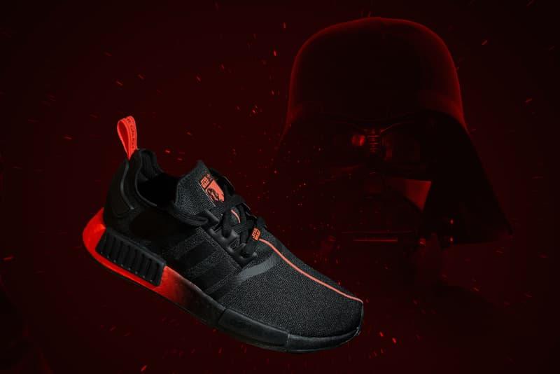 adidas x《Star Wars》全新角色聯乘系列正式發佈