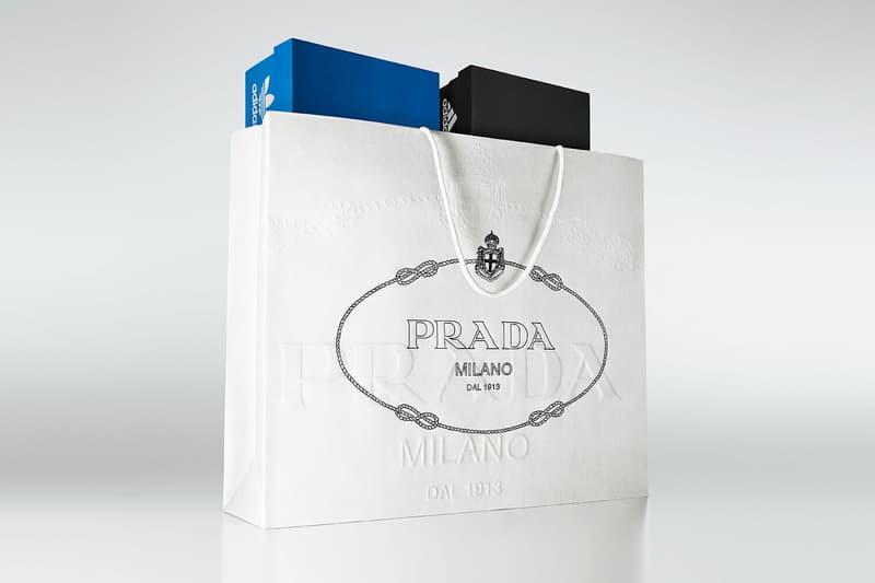 Prada 與 adidas 正式宣佈將推出聯乘系列