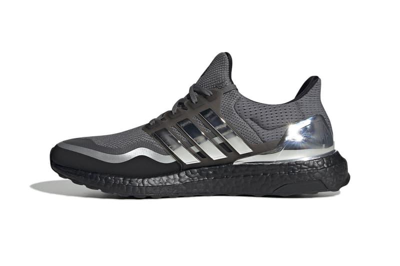 adidas UltraBOOST 全新配色「Silver Metallic」發佈