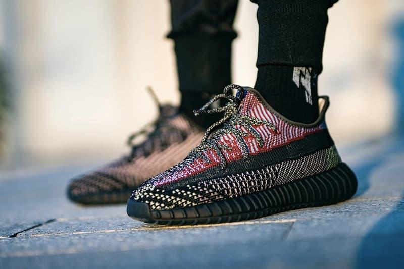 年度壓軸!adidas YEEZY 鞋款系列 12 月份「完整發售情報」更新