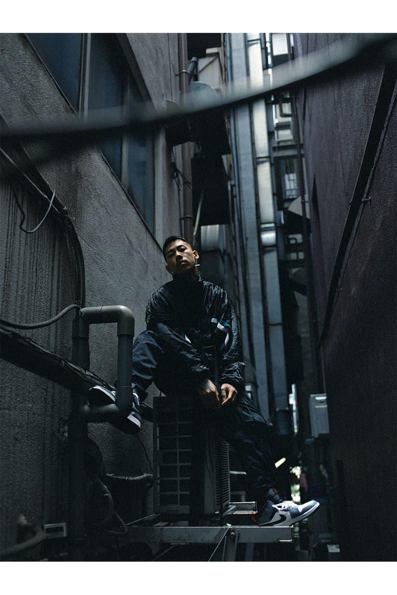 FACETASM x Air Jordan 1「Fearless Ones」聯名系列 Lookbook 發佈