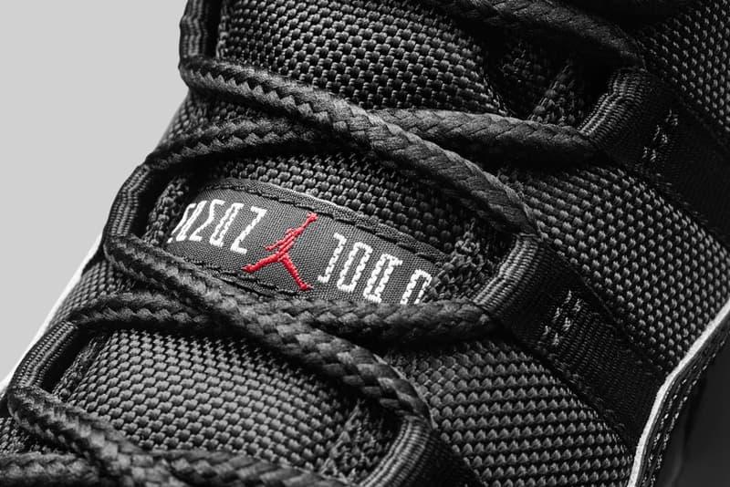 大魔王回歸!Air Jordan 11「Bred」經典配色官方圖輯正式登場