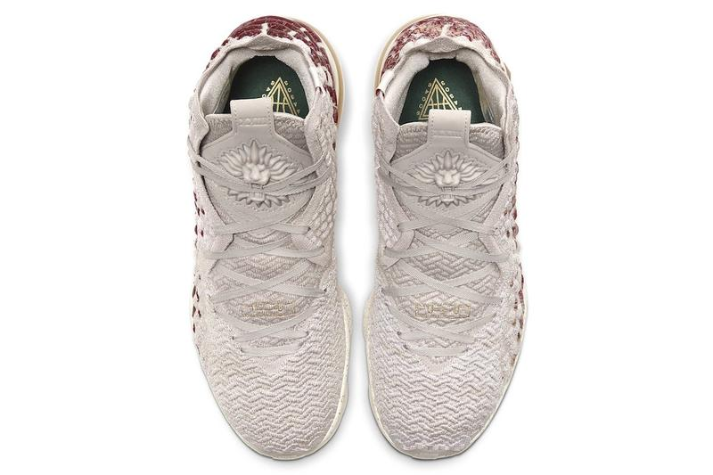 Harlem's Fashion Row x Nike 全新聯名 LeBron 17 籃球鞋款正式發佈