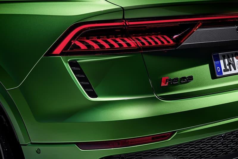 2019 洛杉磯車展 − Audi 全新 RSQ8 雙渦輪 V8 引擎豪華休旅正式亮相