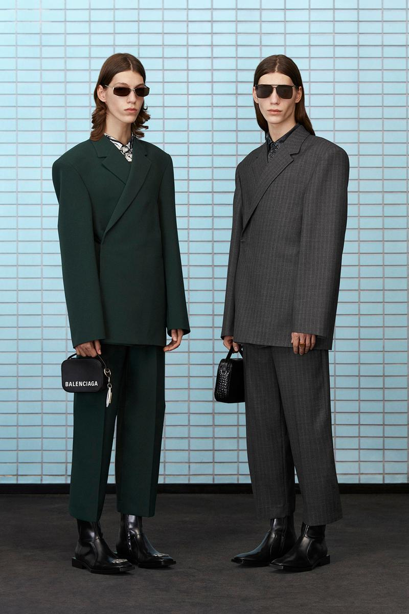 Balenciaga 2020 春季系列 Lookbook 發佈
